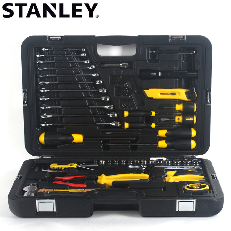 STANLEY/史丹利 58件套通用工具组套 MH-058-23C 综合性工具套装