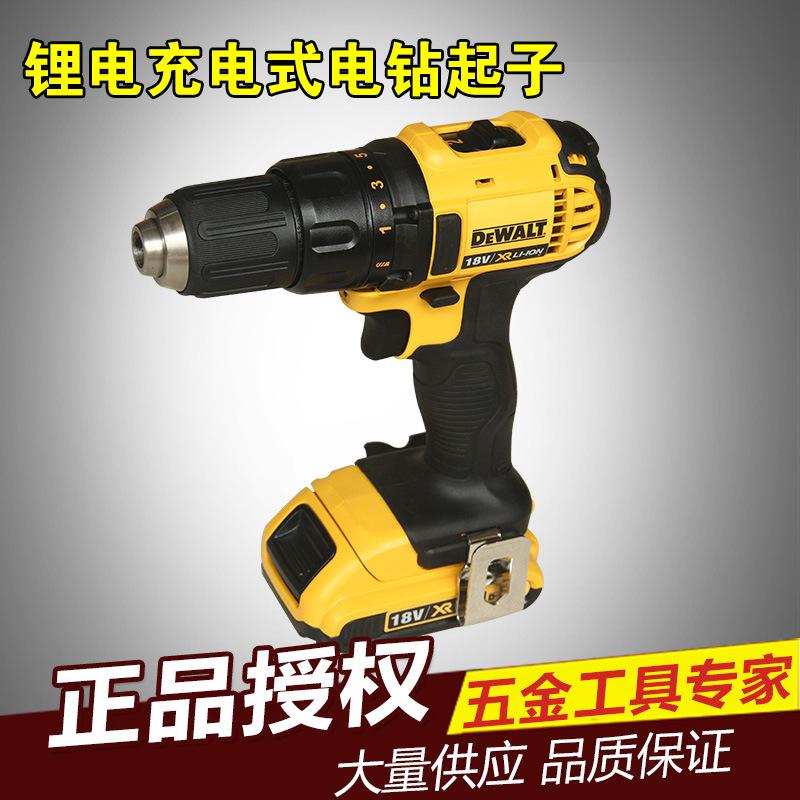 DEWALT得伟DCD780 18V 锂电充电式电钻起子 全国联保 品牌保证