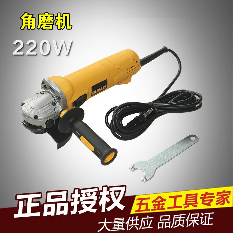 正品得伟电动巴黎人在线娱乐平台D28135 角磨机 切割机 打磨机 磨光机
