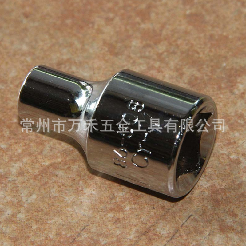 正品授权 供应史丹利STANLEY 12.5MM系列公制6角标准套筒