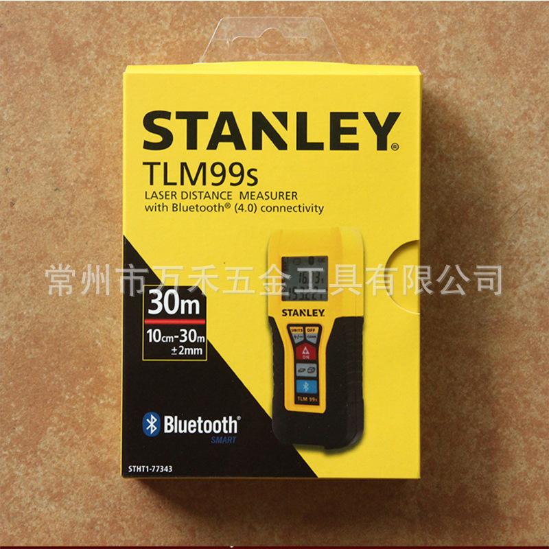 正品授权 供应史丹利STANLEY 激光测距仪蓝牙版 欢迎选购