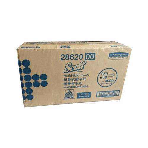 28620金佰利SCOTT折叠式擦手纸 8