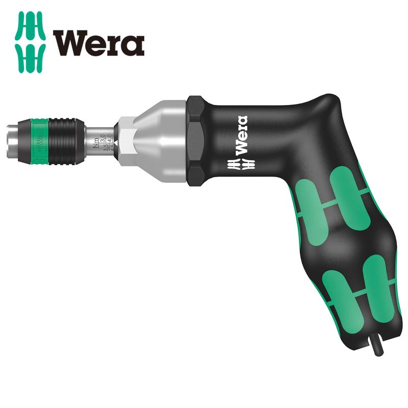 德国维拉Wera进口可调式扭矩螺丝刀0.1-0.34N.m 精密扭力起子 改锥