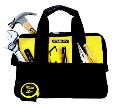 史丹利STANLEY手工具 › 综合性工具套组 › 25件套通用工具套装