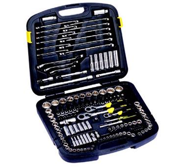 史丹利STANLEY手工具 › 机工类工具 › 58件套10MM系列公制组套