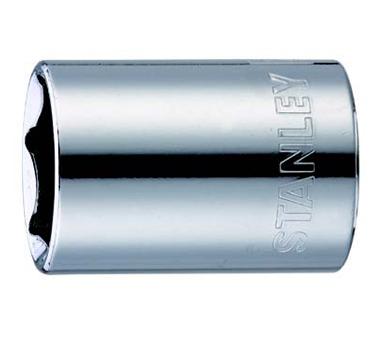 史丹利STANLEY手工具 › 机工类工具 › 12.5MM系列英制6角标准套筒