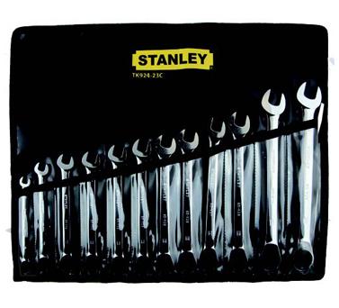 史丹利STANLEY手巴黎人在线娱乐平台 › 机工类巴黎人在线娱乐平台 › 12件公制棘开两用快扳套装
