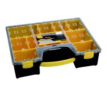 史丹利STANLEY手工具 › 工具包箱车工具 › 10单位模块式收纳盒