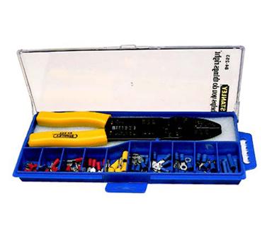 史丹利STANLEY手工具 › 电子电工类工具 › 剥线压接钳9