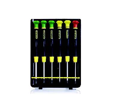 史丹利STANLEY手工具 › 电子电工类工具 › 微型螺丝批