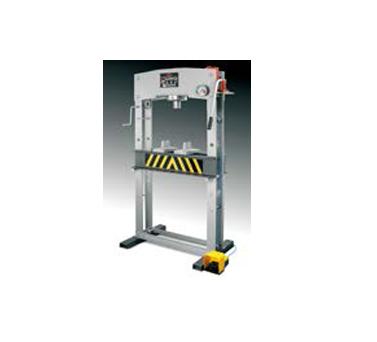 史丹利STANLEY汽保工具 › 车间设备气动工具 › 液压压床(30吨)