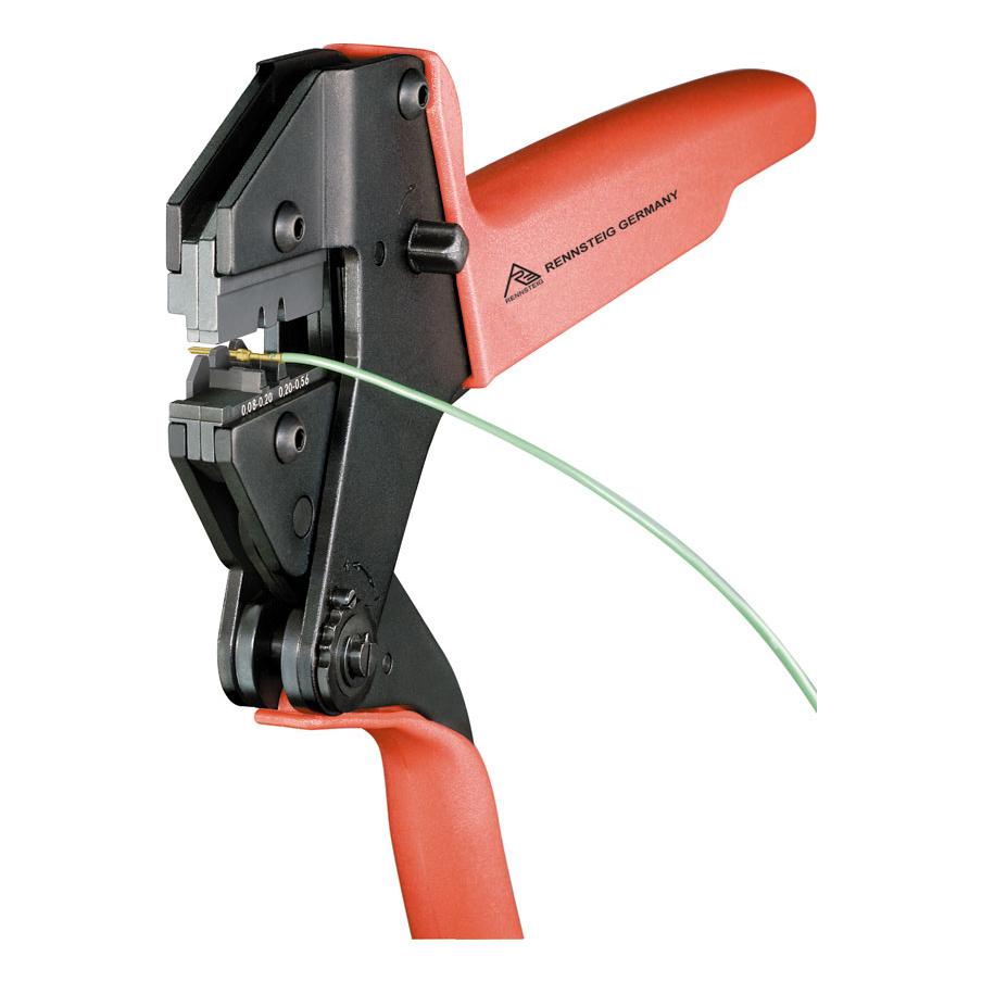 兰士德>>压接工具>>PEW12-专业压线钳系列>>PEW12 用于滚动式触头和模块式插塞 6240533