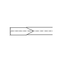 兰士德>>柄式錾子>>SDS plus 系列>>齿形錾418250